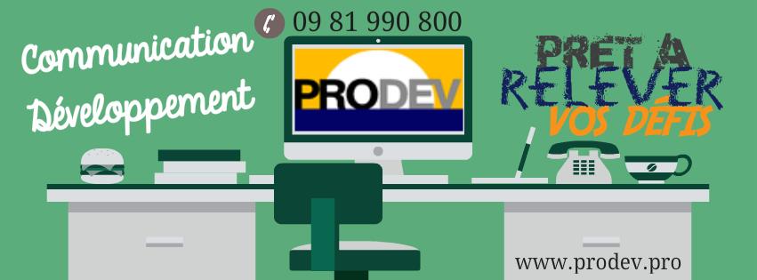 Prodev Communication Développement