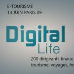 Digital Life Tourisme 13 juin 2019